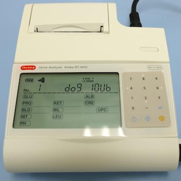 尿蛋白クレアチニン比測定器械